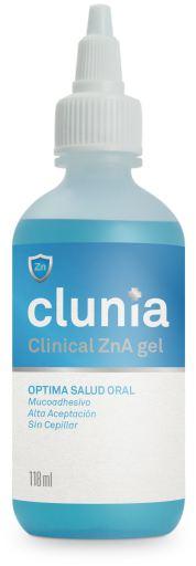 Clunia Clinical Zn-A Gel 118 Ml